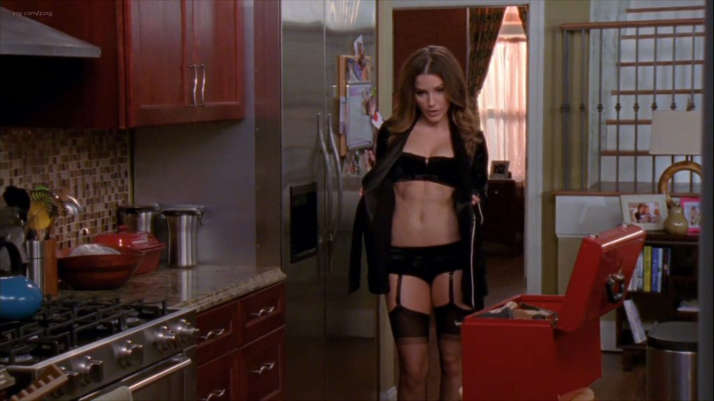 Sophia Bush hot sexy lingerie - One Tree Hill (2011) s08e15 HD 1080p (11)