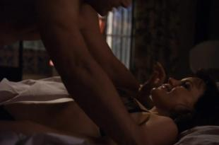 Carla Gugino hot lingerie Californication S04E07 hd720