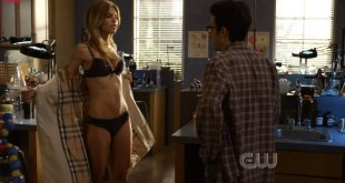 AnnaLynne McCord hot in lingerie - 90210 S03E17 hd720p