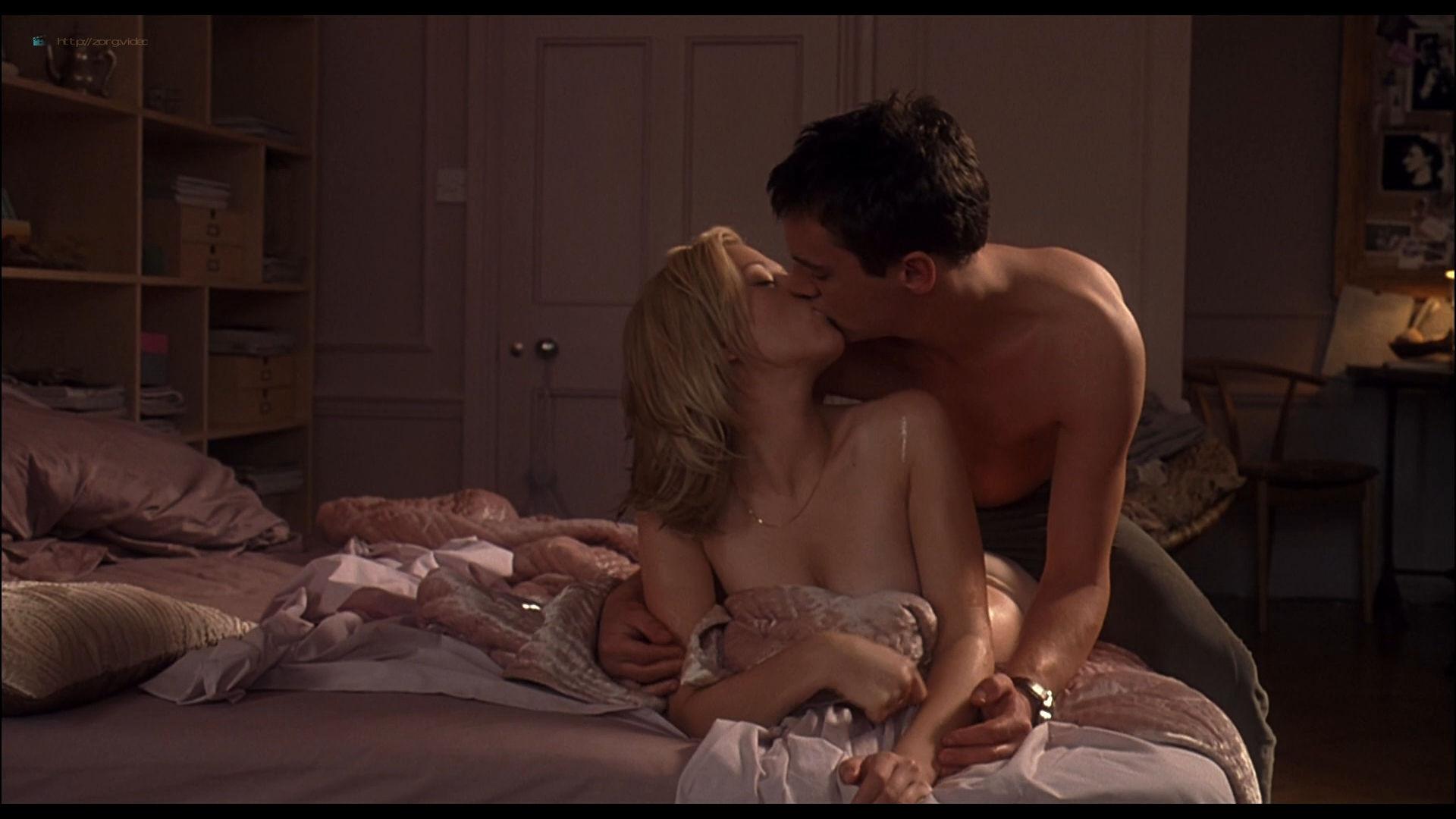 Scarlett Johansson see through and sex - Match Point (2005) HD 1080p BluRay (2)