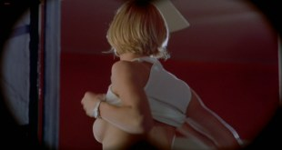 Cameron Diaz nude side boob and pokies - There's Something About Mary (1998) hd1080p