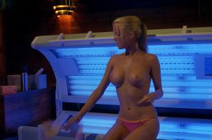 Crystal Lowe and Chelan Simmons nude topless from – Final Destination 3 hd720p