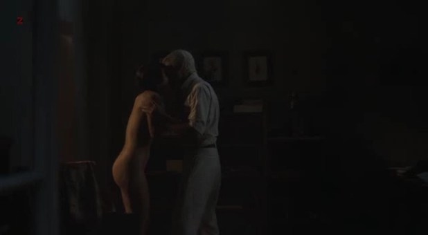 Mena Suvari nude sex and Caterina Murino nude too - The Garden of Eden (2008) (3)