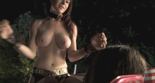 Nicole Rae nude topless - 2001 Maniacs: Field of Screams hd1080p