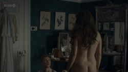 Rosamund Pike nude Rachael Stirling nude full frontal others nude too- Women in Love (2011) pt1 hd720p (2)