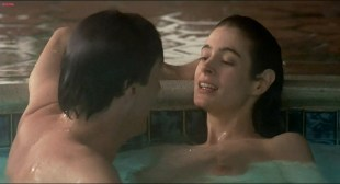 Sean Young nude butt, skinny dipping and sex in the pool - The Boost (1988) hd1080i