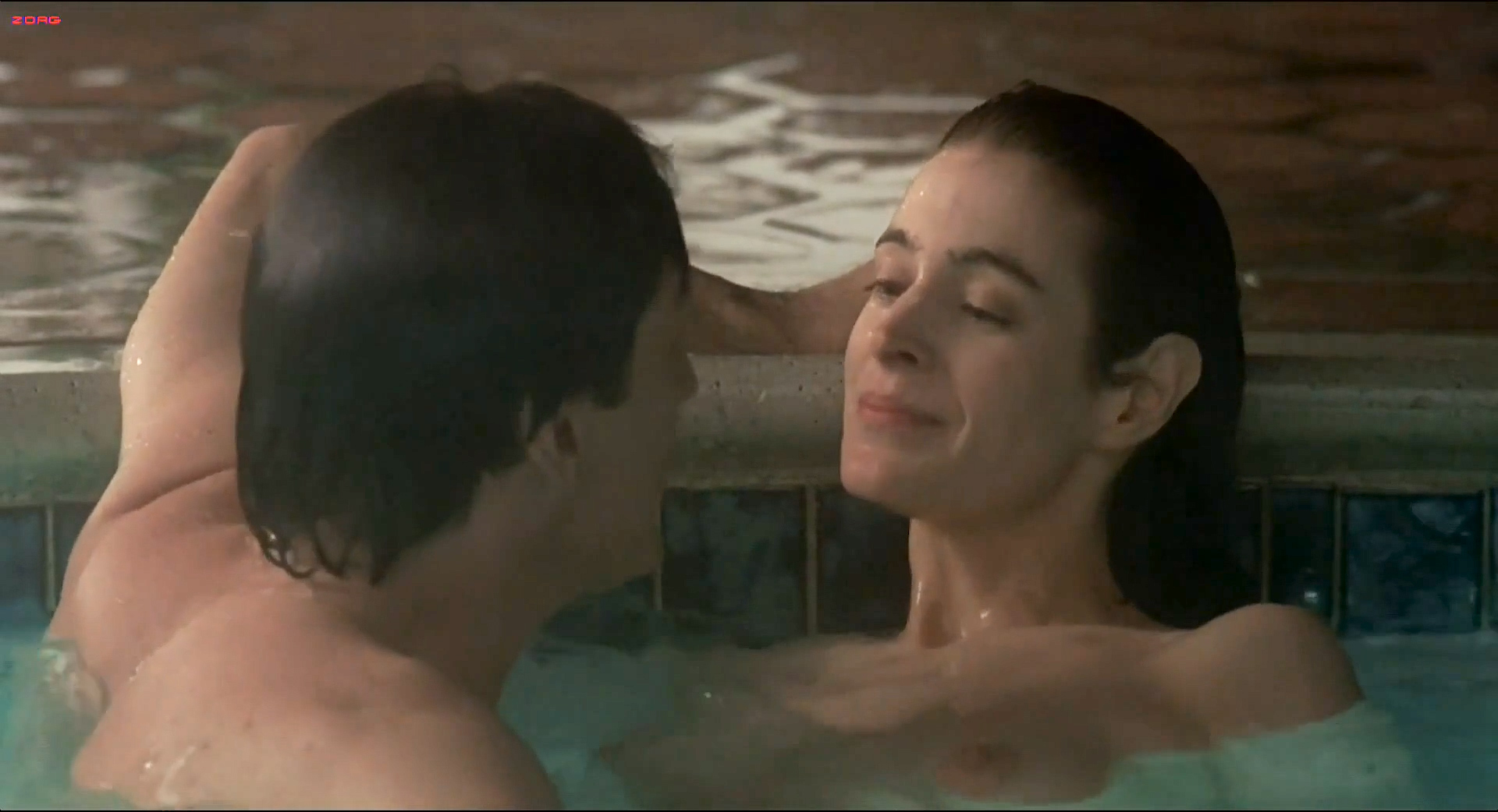 Sean Young nude butt, skinny dipping and sex in the pool - The Boost (1988) hd1080i (3)