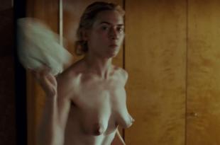 Kate Winslet nude bush and topless and Jeanette Hain nude full frontal – The Reader (2008) hd1080p
