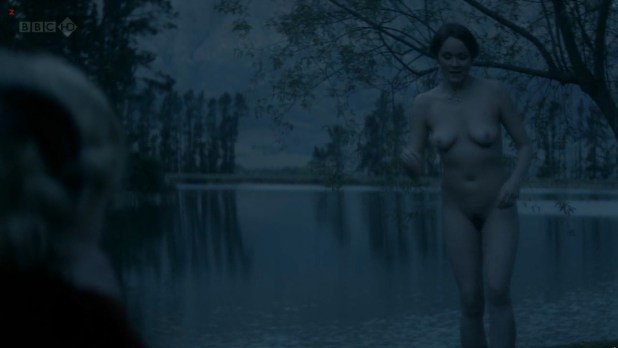 Rosamund Pike nude butt Rachael Stirling nude full frontal and Tinarie Van Wyk-Loots nude - Women in Love (2011) part 2 hd720p (13)