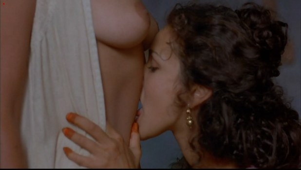 Indira Varma naked and full frontal nude in Kama Sutra A Tale of Love (1996) hd1080i