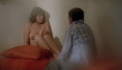 Lina Romay Martine Stedil Peggy Markoff all naked and near explicit - Barbed Wire Dolls (1976)