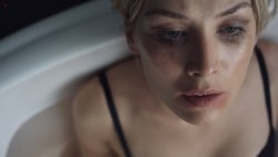 Rosamund Pike hot sex in the car doggy style and Emily Meade nude brief topless- Burning Palms (2010) hd720p (2)