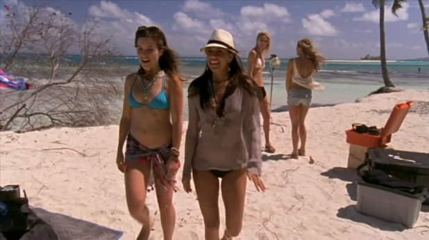 Sophia Bush hot in bikini and others hot and sexy - One Tree Hill s08e21 hdtv720p