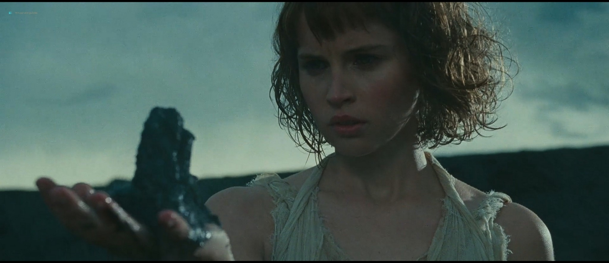Felicity Jones hot and sexy - The Tempest (2010) HD 1080p BluRay (13)