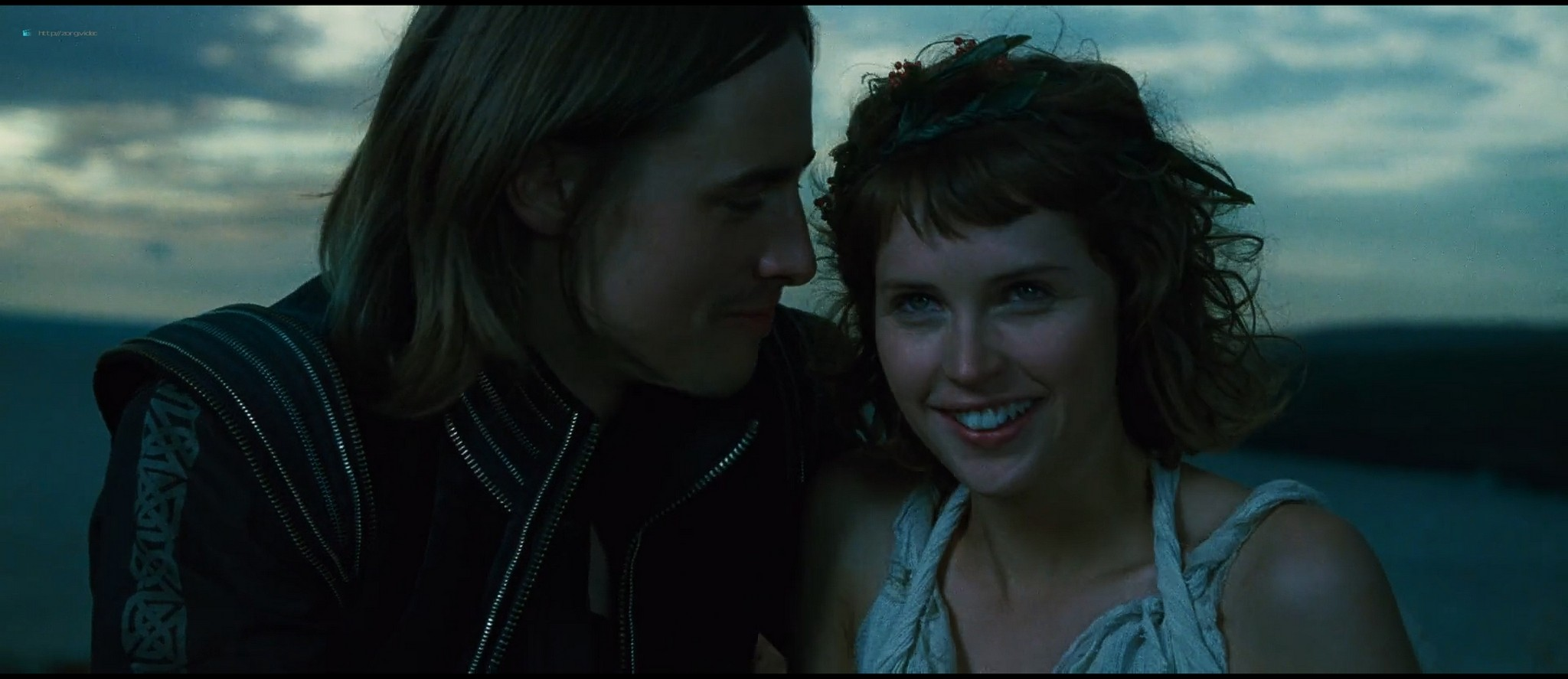Felicity Jones hot and sexy - The Tempest (2010) HD 1080p BluRay (3)