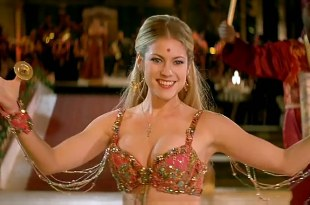 Laura Ramsey hot and sexy as belly dancer – Whatever Lola Wants (2007)