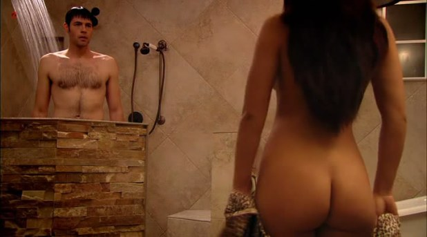 Mayra Leal nude topless butt and sex - Playing House (2010)