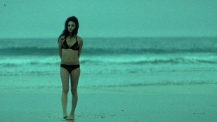 Mila Kunis sexy in lingerie and sexy in bikini - Moving McAllister (2007) hd720p