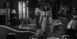 Rachel Ward hot and sexy - Dead Men Don't Wear Plaid (1982)