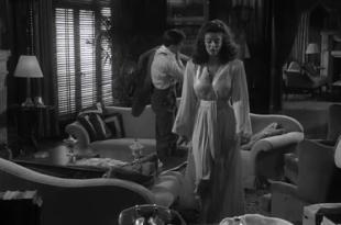 Rachel Ward hot and sexy – Dead Men Don't Wear Plaid (1982)