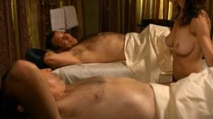 Christina Ferraro nude topless and Rachel Germaine nude topless too - Weeds (2011) s7e5 hd720p