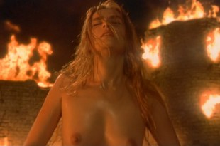 Emmanuelle Seigner nude topless in – The Ninth Gate (1999) hd1080p