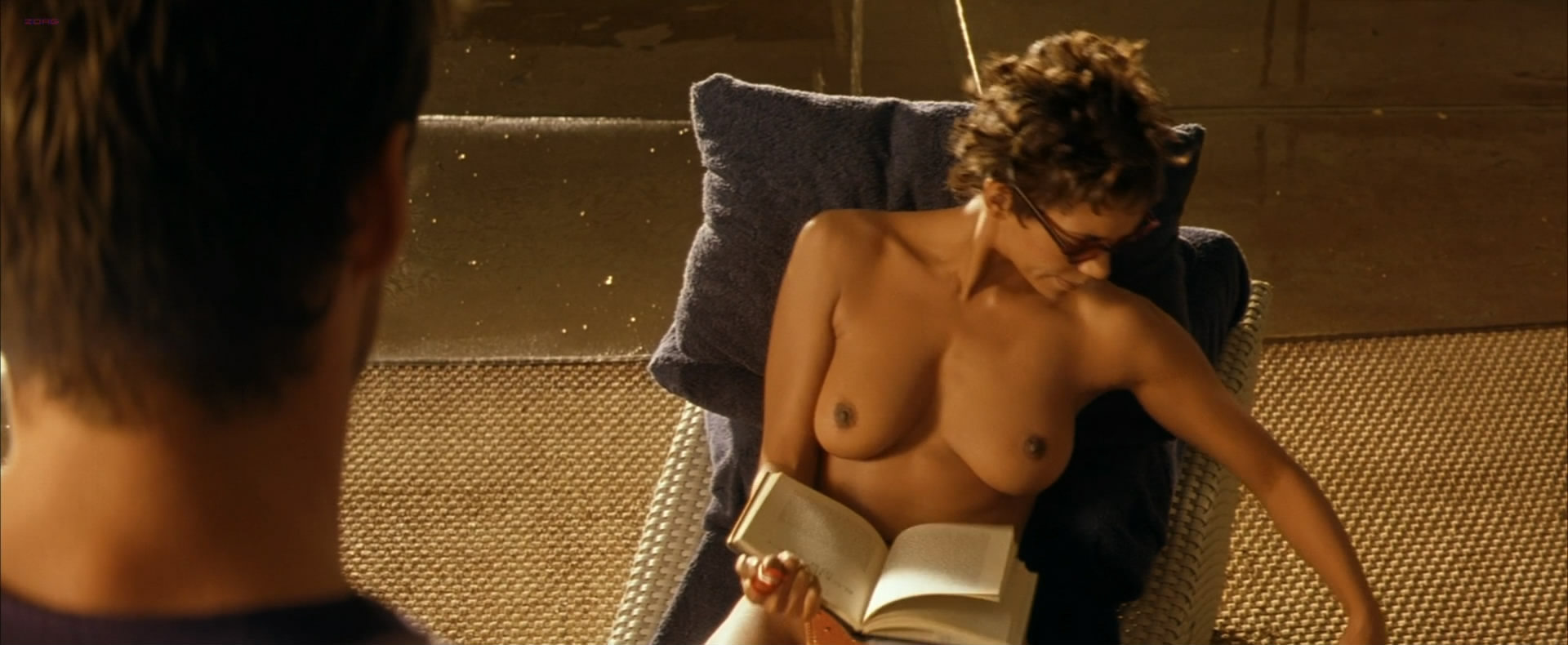 Halle Berry Nude Topless In - Swordfish 2001 Hd1080P-4522