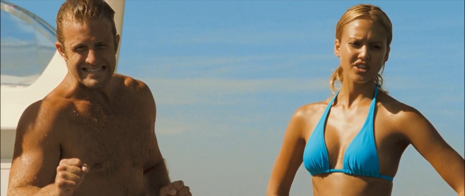 Trish stratus sexy bikini-6051