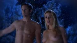 Anna Paquin naked topless and romantic sex while naked - True Blood S4E8 (2011) hd720p