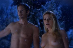 Anna Paquin naked topless and romantic sex while naked – True Blood S4E8 (2011) hd720p