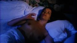 Bettina Giovannini nude from Lucio Fulci's - Voices from Beyond (1991)