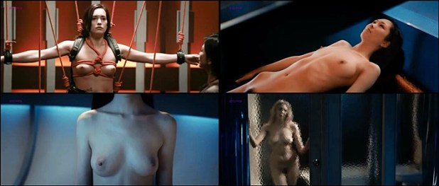 Kotone Amaniya nude bush full frontal Carole Brana nude topless and Frederique Bel nude full frontal - Red Nights (2009)