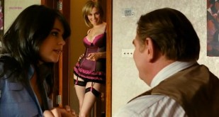 "Dominique McElligott and Sarah Green sexy seducers in ""The Guard"" (2011)"