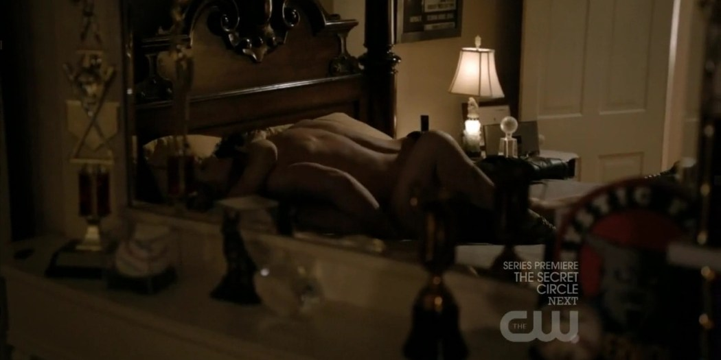 Candice Accola not nude but hot sex in lingerie from - The Vampire Diaries (2011) hd720p