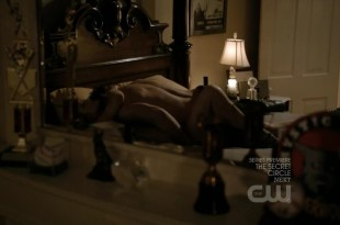 Candice Accola not nude but hot sex in lingerie from – The Vampire Diaries (2011) hd720p