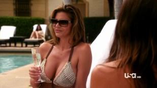 Charisma Carpenter hot  and busty in bikini in - Burn Notice (2011) s5e11 hd720p