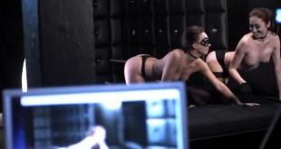 Victoria Romanova nude topless and Rieneke Oudesluijs nude - Amsterdam Heavy (2011)