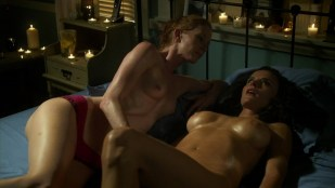Ana Alexander and Jill Evyn all naked some nude sex in Chemistry s1e9 hd720p