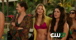 AnnaLynne McCord hot and sexy in bikini - 90210 (2011) s4e8 hd720p