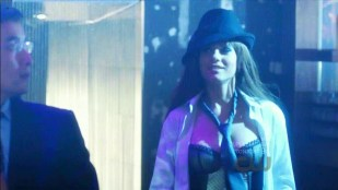 Lyndsy Fonseca hot as stripper poole dancing in - Nikita s2e9 hd720p