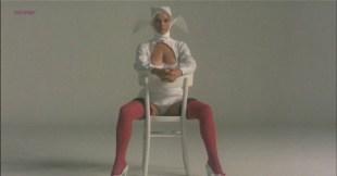 Laura Antonelli nude topless butt and bush - Malizia (1973)
