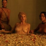 "Viva Bianca, Bonnie Sveen and Katrina Law all nude in ""Spartacus: Vengeance"" s2e2 hd720p"