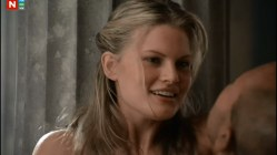 Bonnie Sveen naked and sex outdoor from- Spartacus Vengeance s2e3