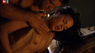 Katrina Law naked in hot wild sex game - Spartacus Vengeance s2e3 hd720p