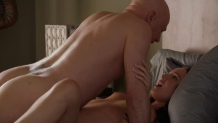 Camilla Luddington naked again nude topless and sex in - Californication s5e8 hd720p