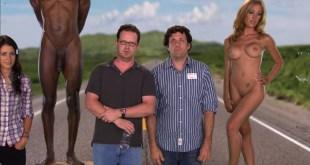 Capri Cavalli full frontal nude in Sex Drive 2008 hd1080p video edit