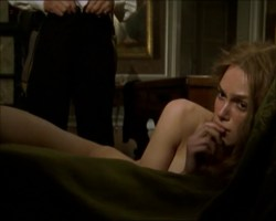 Keira Knightley naked and nude topless and sex - Doctor Zhivago (TV 2002)
