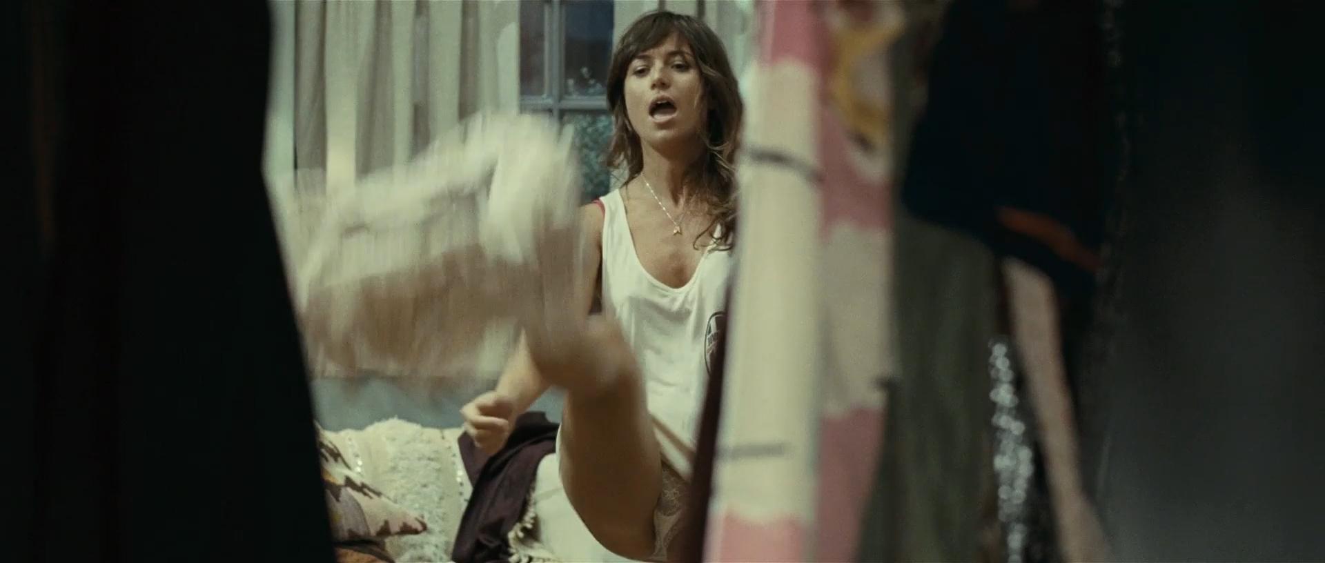 Marta Etura nude brief topless and see through - Mientras duermes aka Sleep Tight (2011) hd1080p (1)