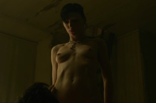 Rooney Mara naked rough sex oral and lesbian - The Girl with the Dragon Tattoo (2011) hd1080p
