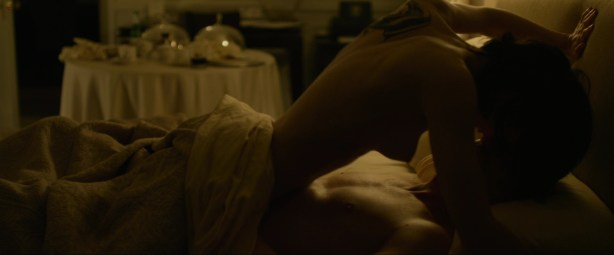 Rooney Mara naked rough sex oral and lesbian - The Girl with the Dragon Tattoo (2011) hd1080p (3)